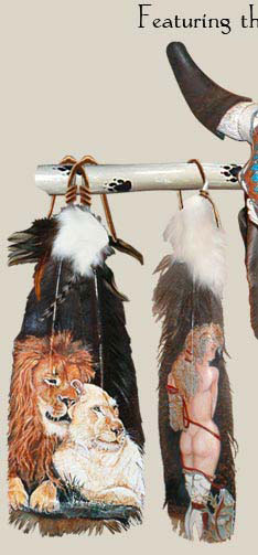 Traditional Feather Artist